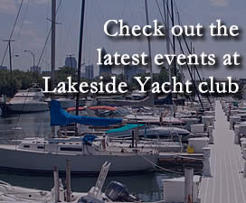 Lakeside Yacht Club Events