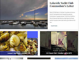 Lakeside Yacht Club | Best Location on Lake Erie