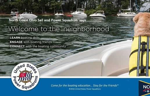 North Coast Ohio Sail and Power Squadron- Piloting Course