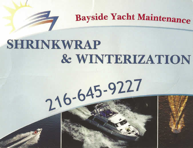 Winterize Your Boat