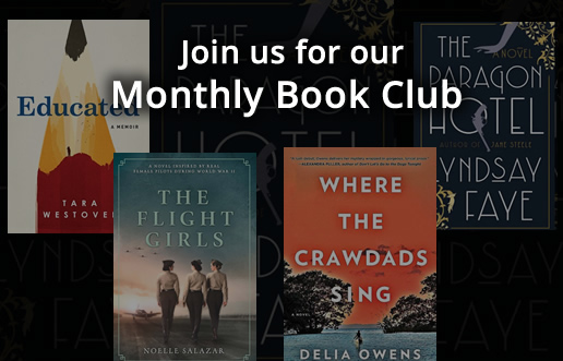 Book Club  May 11, 2021